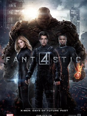 Fantastic Four *SPOILER ALERT* Review