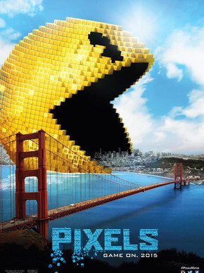 Pixels *SPOILER ALERT* Review