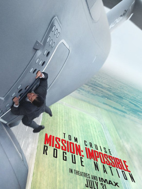 Mission: Impossible - Rogue Nation *SPOILER ALERT* Review
