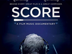 Score: A Film Music Documentary Review