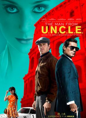 The Man From U.N.C.L.E. *SPOILER ALERT* Review