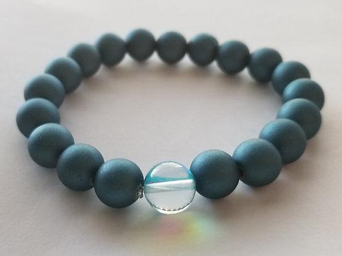 Be the Light-Turquoise Bracelet