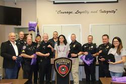 VK Girl Creations & Dickinson Police Department
