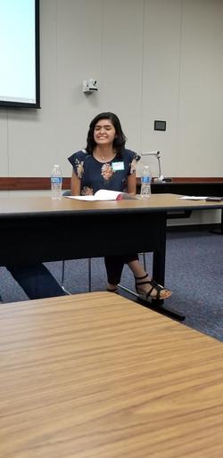Youth Speaker Panel