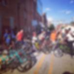 #byke #rydesafe #baltimorebykeparty #thi