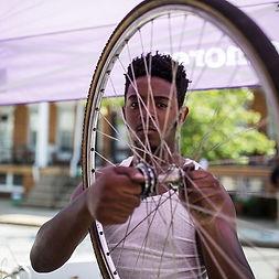 BYKE's all-star intern working for _bike
