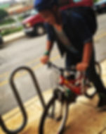 First BYKE bike heading to a new home!