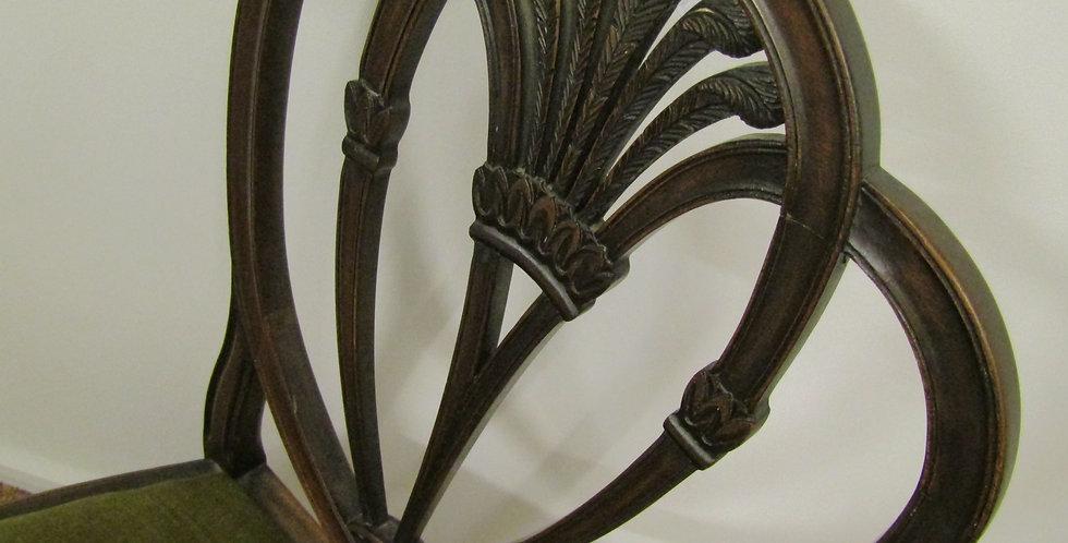 Original 1700's  Hepplewhite chair