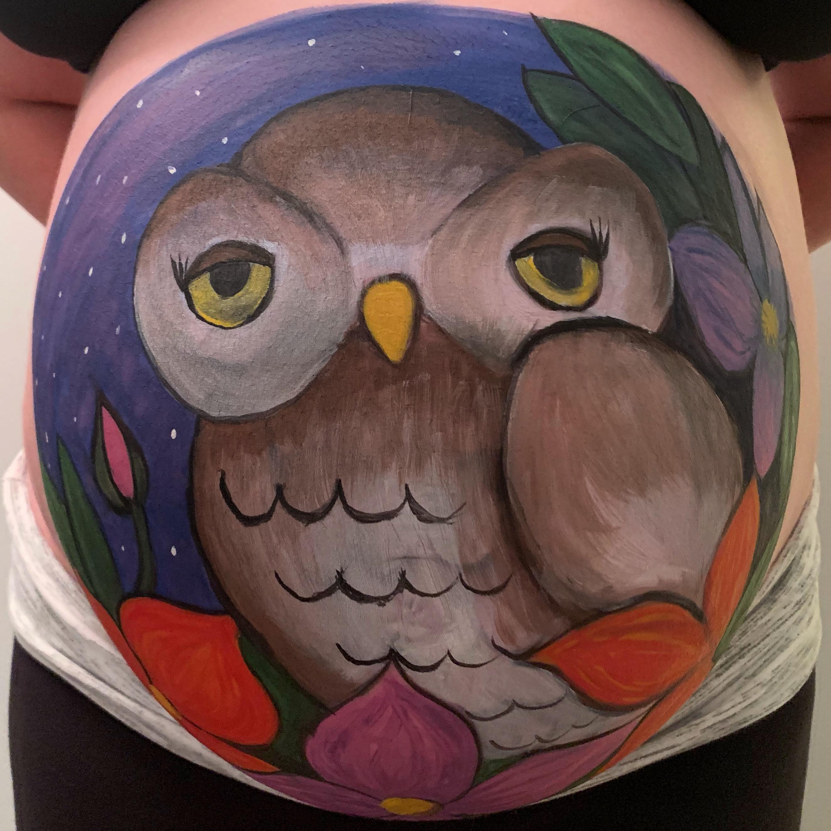 Owl Belly - 2019