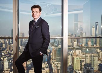 shanghai business portrait