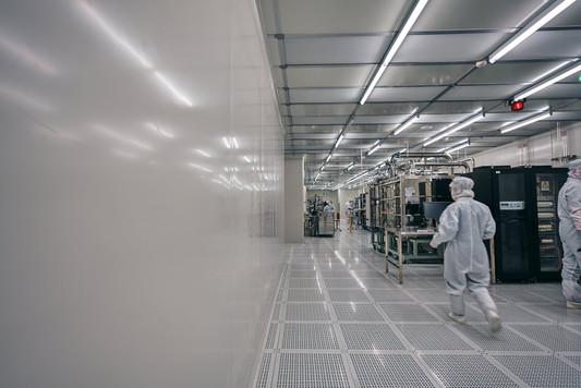 china shanghai industrial lab photograph