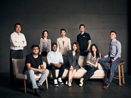 Behind The Scenes Nike Tech Team Portraits in Shanghai