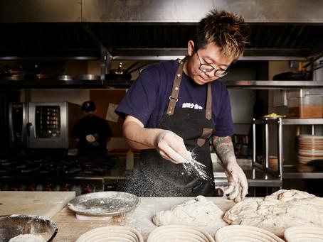 Creative Chef Portrait in Inkwood Shanghai
