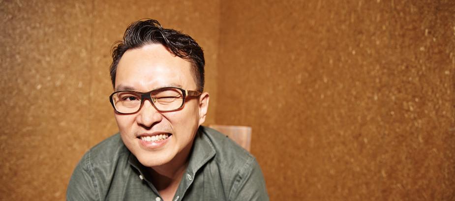 CEO Portrait interior designer Shanghai.