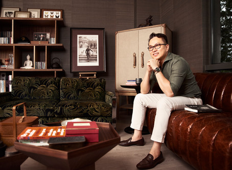 New CEO Portrait for creative designing firm in Shanghai
