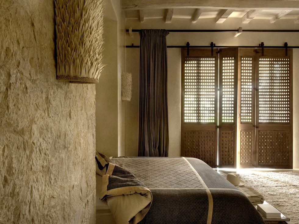 Ziad house Marrakech Morocco Pirajean Lees interior design