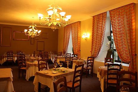 Salle de restaurant intérieur les norias