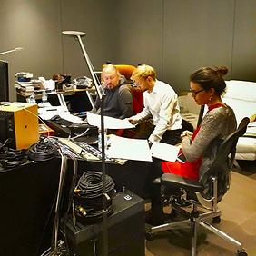 The Facade Ensemble at Odradek Studios