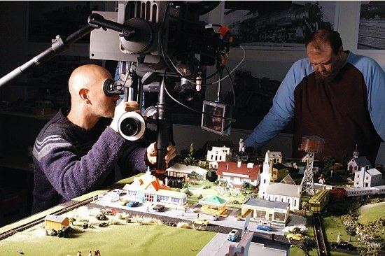 Train Town Production Design