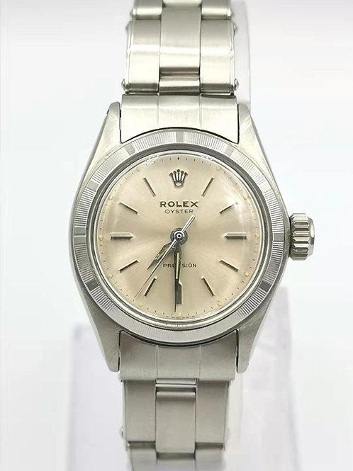 ROLEX ロレックス オイスタープレシジョン  6411  1959年  時計