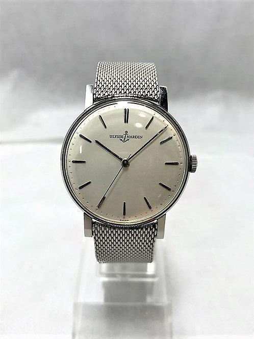 ULYSSE NARDIN 3針手巻き時計