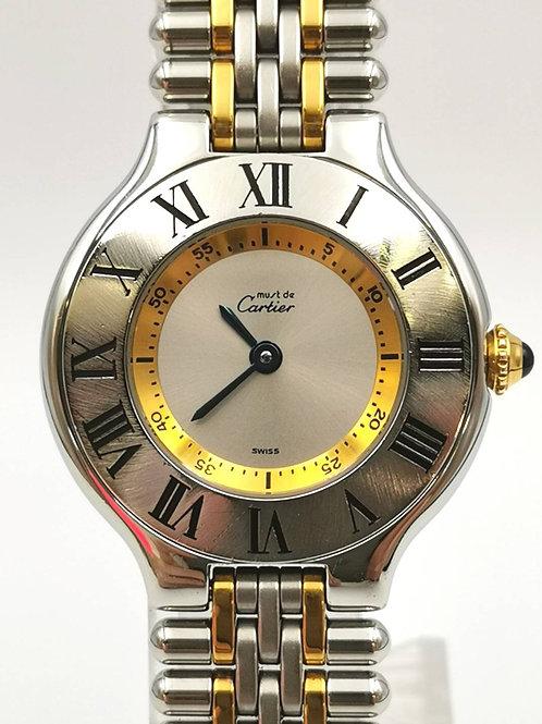 Cartier  1340  マスト21