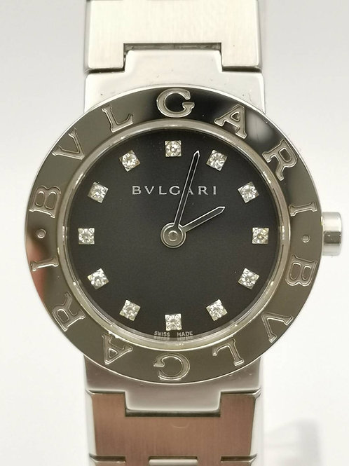 BVLGARI  BB23SS  ブルガリブルガリ 12Pダイヤ