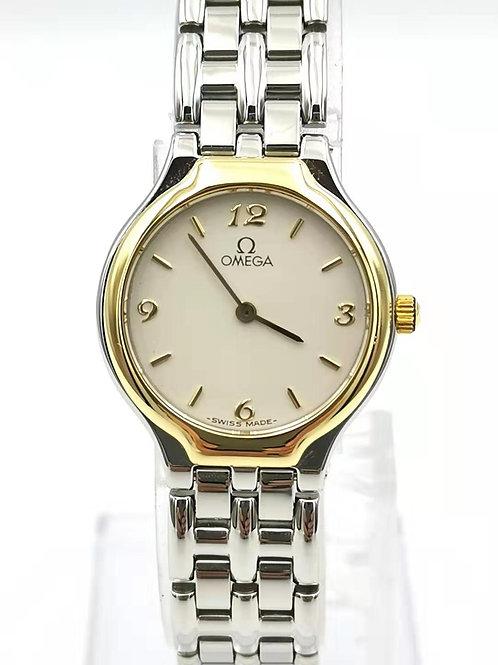 OMEGA オメガ  De Ville  ベゼルコンビ  時計