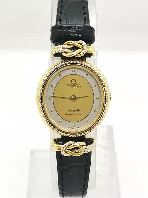 OMEGA オメガ  K18YG  時計