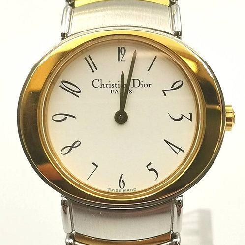 Christian Dior  D76-200  オーバル コンビ