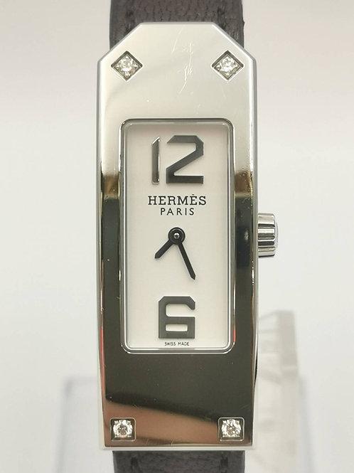 HERMES  KT1.230  ケリー2 4Pダイヤ ☐Q