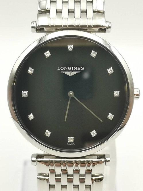 LONGINES  L4.709.4  ラ グラン クラシック ドゥ 12Pダイヤ