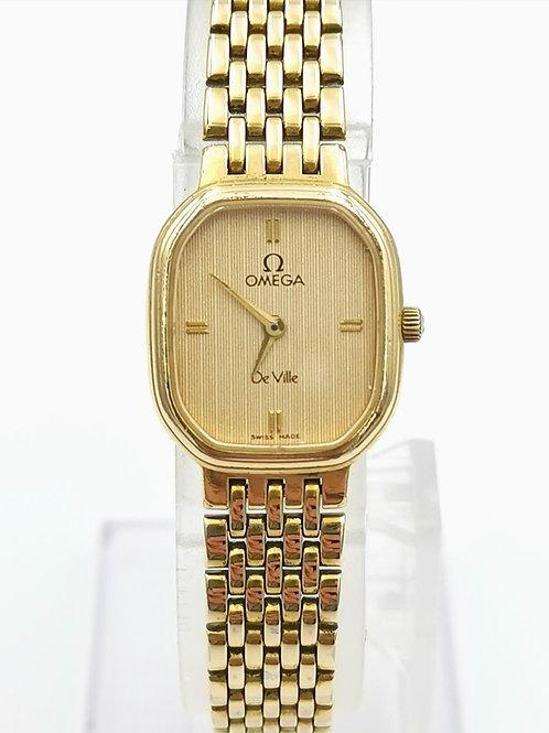 OMEGA  オメガ  De Ville  GP  時計