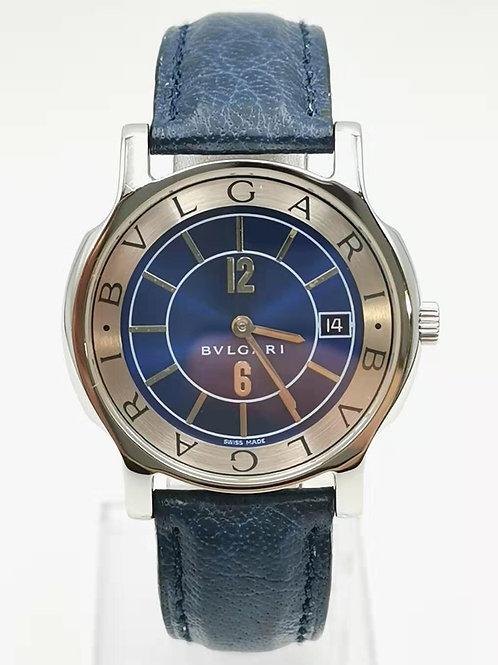 BVLGARI  ブルガリ ST35S ソロテンポ35 LIMITED限定 時計