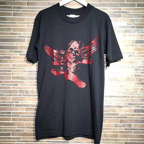 CHROME HEARTS クロムハーツ フォティ Tシャツ S ブラック 美品