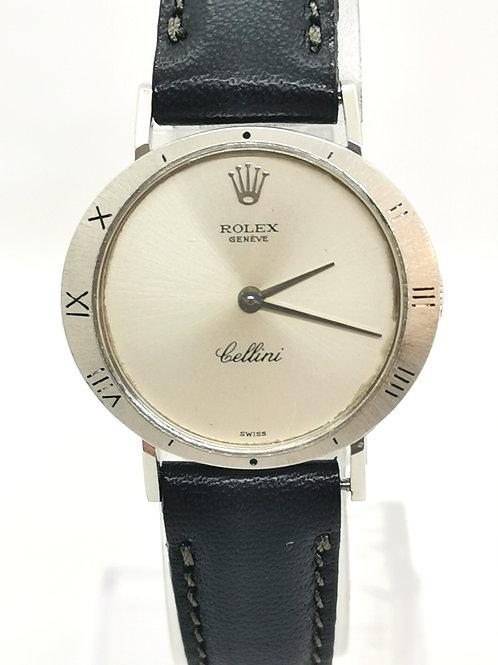 ROLEX ロレックス K18WG  チェリー二  1970年  腕時計
