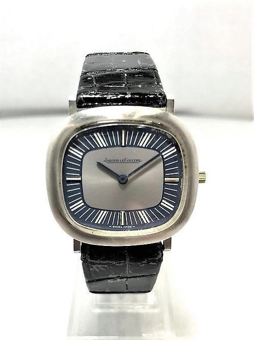 JAEGER LECOULTRE K18WG 金無垢 手巻き時計