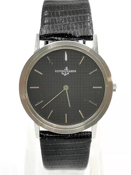 ULYSSENARDIN Cal.NE9A 手巻き時計