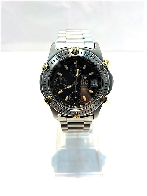TAGHEUER 165.306 プロフェッショナル クロノ
