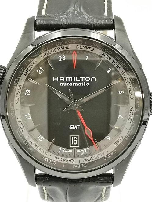 HAMILTON  ジャズマスター GMT LIMITED 999 限定