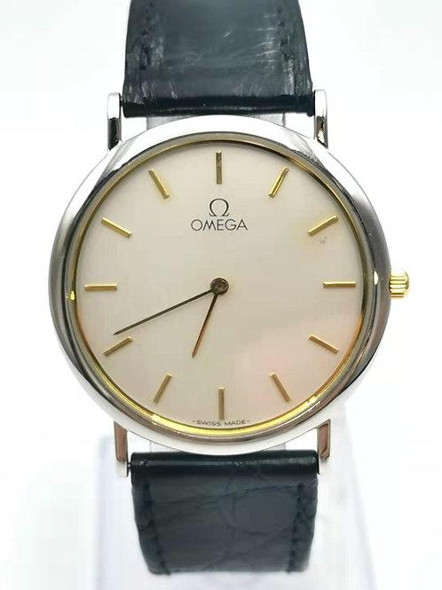 OMEGA オメガ De Ville  ゴールドバーインデックス  時計