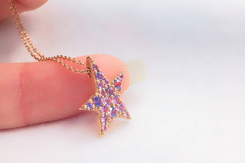 STARJEWELRY TRAPPED STARネックレス2.6