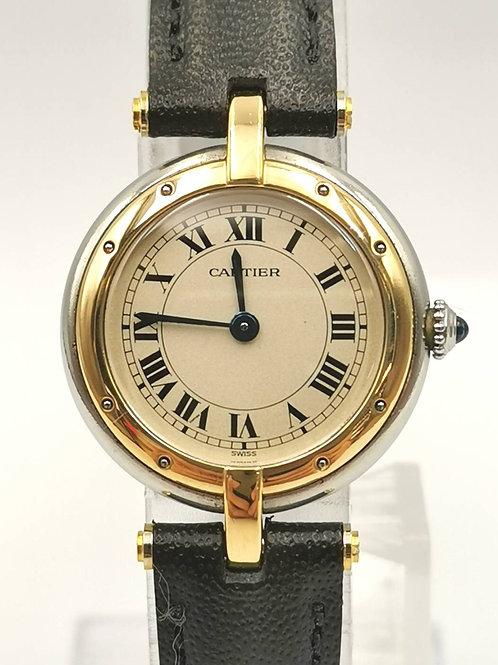 Cartier  パンテールSM K18YG/SS