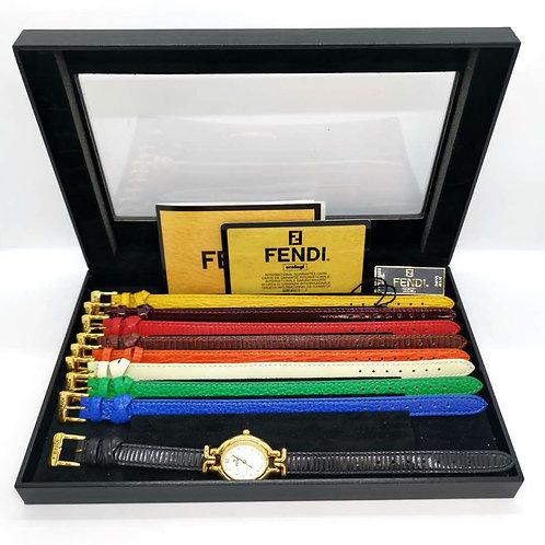 FENDI  フェンディ チェンジベルト 9本 640L  腕時計