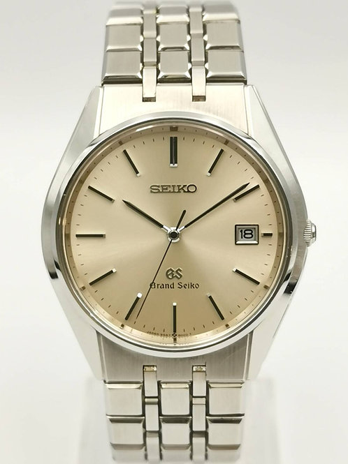 GRAND  SEIKO  9587-8000  デイト