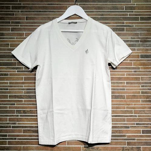 DIOR HOMME VネックTシャツ XS
