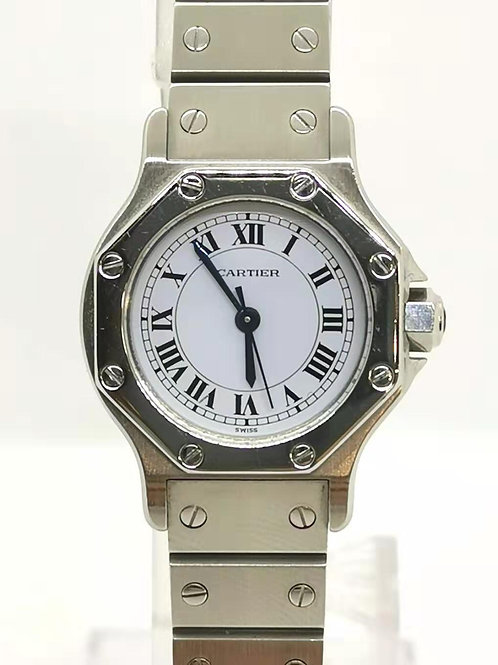 Cartier カルティエ  サントス オクタゴン  時計