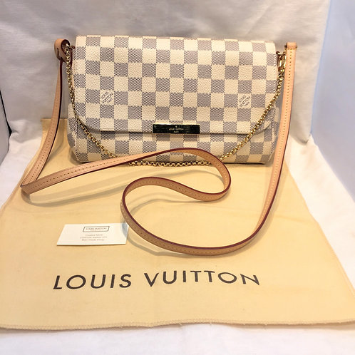 LOUIS VUITTON フェイボリットMM N41275