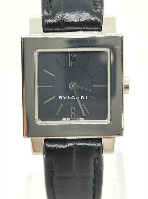 cheap for discount 10a9c b6542 BVLGARI ブルガリ クアドラード SQ22SL 腕時計
