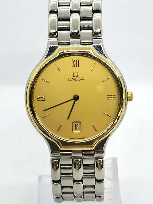 OMEGA  オメガ  De Ville シンボル  腕時計